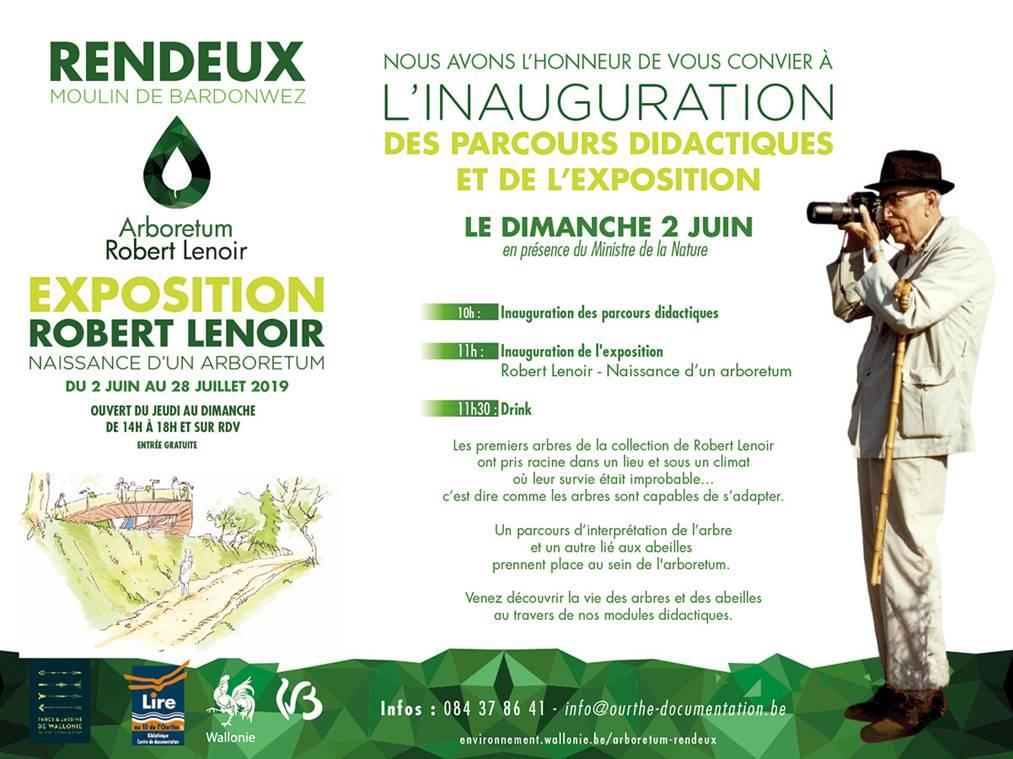 Inauguration le 2 juin à Rendeux