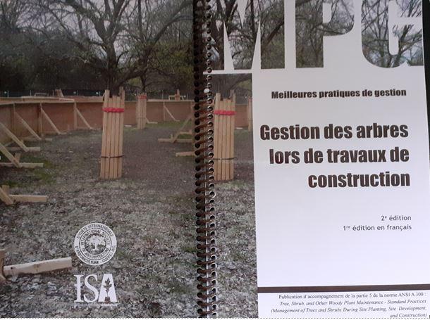 Gestion des arbres lors de travaux de construction (MPG)